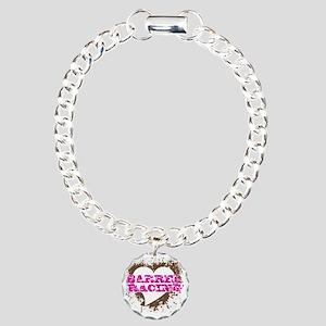 BBLUV3 Charm Bracelet, One Charm