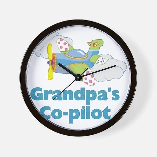 grandpas copilot Wall Clock