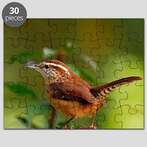 Carolina Wren DSC_0103 132 Puzzle