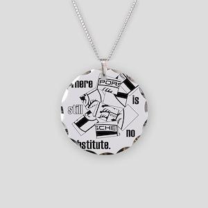 2-ts-porsche-puzzle Necklace Circle Charm