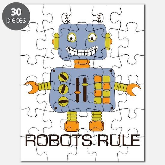 robots rule Puzzle