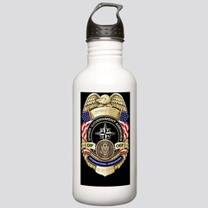 2-OGA Badge Sticker Stainless Water Bottle 1.0L