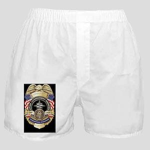 2-OGA Badge Sticker Boxer Shorts