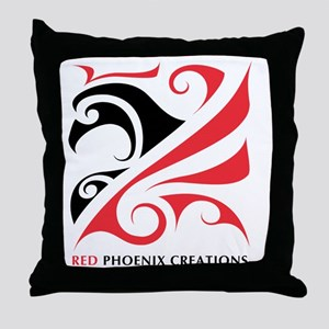 2-RPC_logo_shirt_01 Throw Pillow