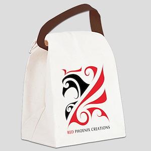 2-RPC_logo_shirt_01 Canvas Lunch Bag