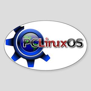 0088-pclosarchie Sticker (Oval)