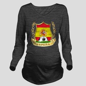 ESPAÃ?A Long Sleeve Maternity T-Shirt