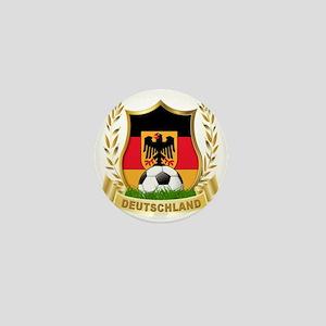 2-deutschland Mini Button