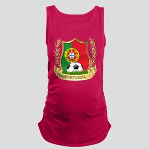 4-portugal Maternity Tank Top