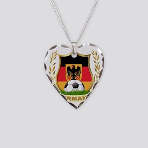3-germany Necklace Heart Charm