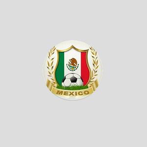 2-mexico Mini Button