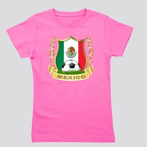 2-mexico Girl's Tee
