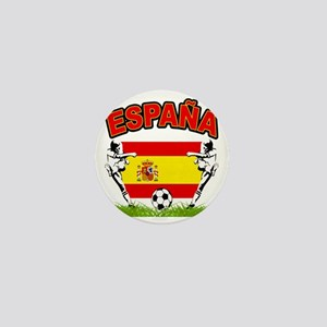 4-spain Mini Button