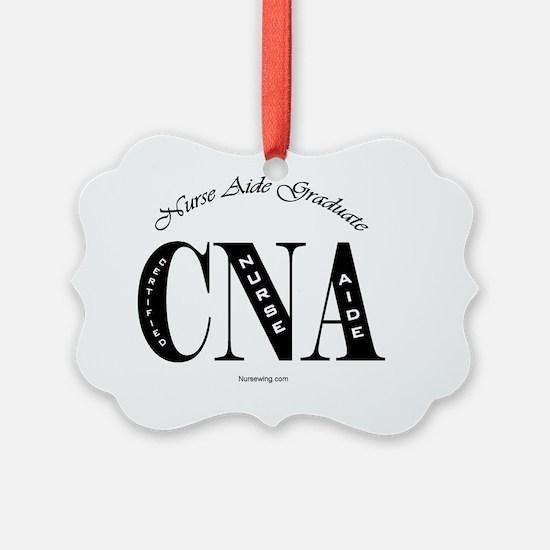 CNA-grad-bso Ornament