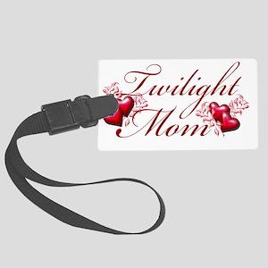 Twilight Mom Large Luggage Tag