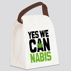 Yes We Can Canvas Lunch Bag