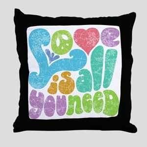 love-need2-T Throw Pillow