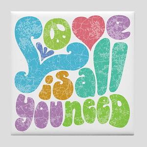 love-need2-T Tile Coaster