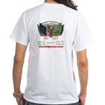 Harp Flag White Tee-Shirt
