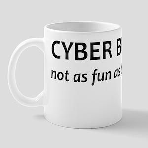 cyberbullying_whtsrt Mug