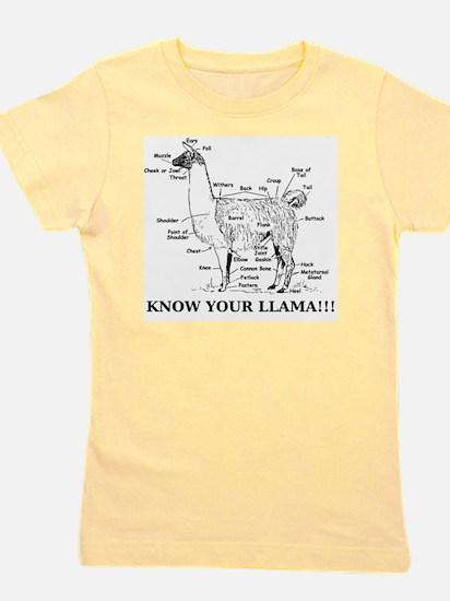 925746_10477594_llama_orig Girl's Tee