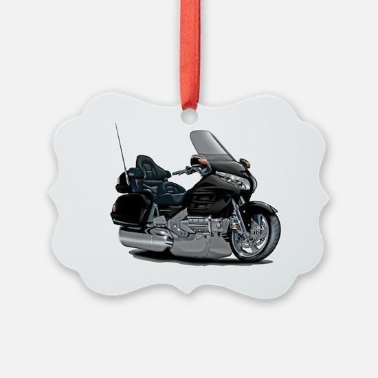 Goldwing Black Bike Ornament