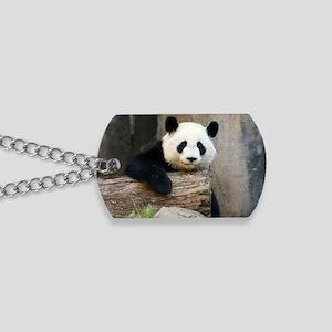 panda3 Dog Tags