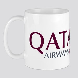 2000px-Qatar_Airways_Logo Mug