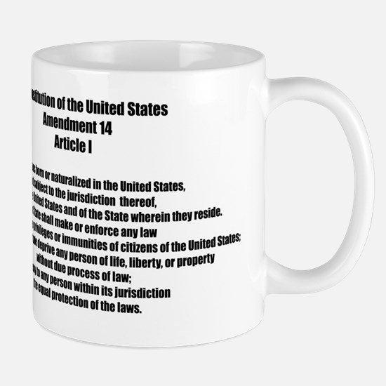 constitution Mug