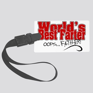wbfather Large Luggage Tag