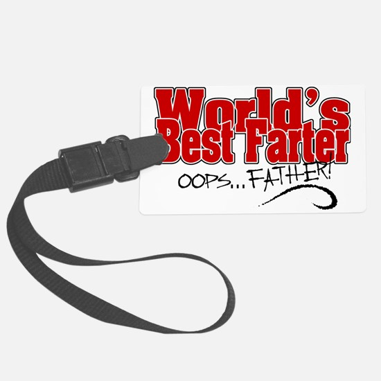 wbfather Luggage Tag
