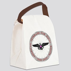 eagle-proof3-300 Canvas Lunch Bag