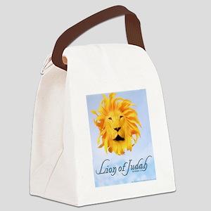 lionofjudah Canvas Lunch Bag