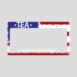 tea party 2010 License Plate Holder