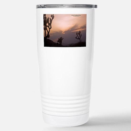 JoshuaSunsetcovsm Stainless Steel Travel Mug