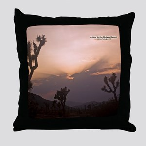 JoshuaSunsetcovsm Throw Pillow