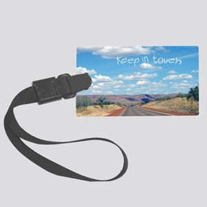 openroad_208_H_F Large Luggage Tag