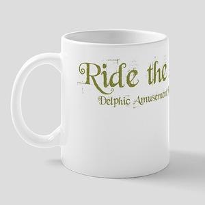 2-ride the archangel Mug