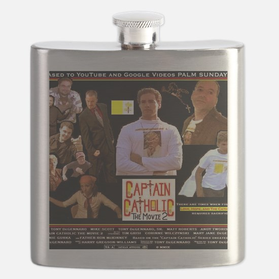 CAPTAIN CATHOLIC - THE MOVIE 2 - Poster - F Flask