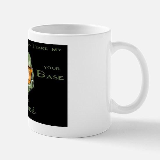 Halo Pick-Up Line shirt Mug