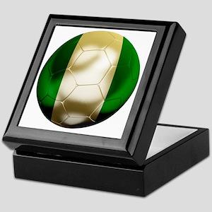 Nigeria World Cup 1 Keepsake Box