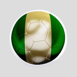 "Nigeria World Cup 1 3.5"" Button"