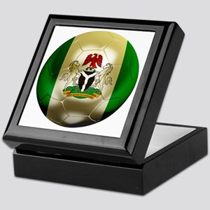 2-Nigeria World Cup 2 Keepsake Box