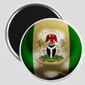 2-Nigeria World Cup 2 Magnet