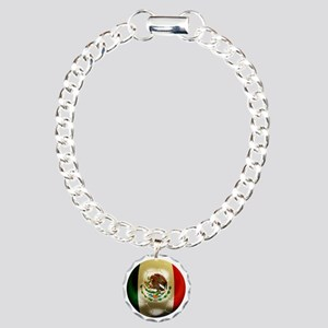 Mexico World Cup 1 Charm Bracelet, One Charm