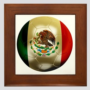 Mexico World Cup 1 Framed Tile