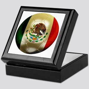 Mexico World Cup 1 Keepsake Box