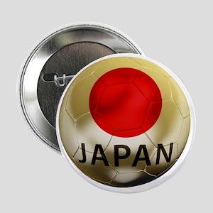 "Japan Football 2.25"" Button"