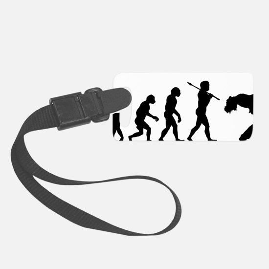 Guitar Player A Luggage Tag