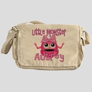 aubrey-g-monster Messenger Bag